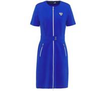 Appliquéd Ponte Dress