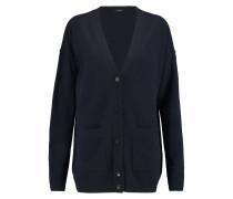 Wool Cardigan Mitternachtsblau