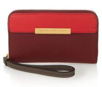 Wingman Two-tone Leather Wallet Rot