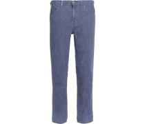 The Fling boyfriend linen jeans