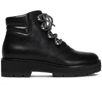Dylan Leather Ankle Boots