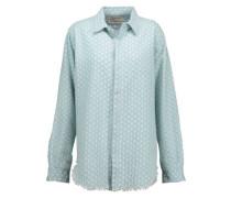The Simple Prep School fil coup&eacute denim shirt