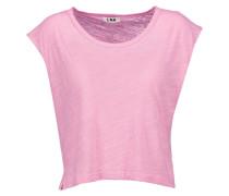 Skater Jersey Top Pink