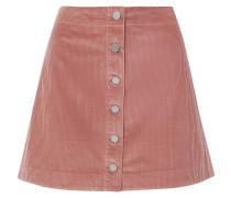 Woman Prewitt Cotton-corduroy Mini Skirt Antique Rose