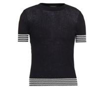 Arctic T-shirt aus Gerippter Baumwolle
