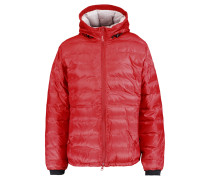 Camp Hooded Quilted Shell Down Jacket Rot