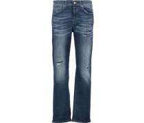 Jared distressed boyfriend jeans