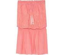 Fruley broderie anglaise voile coverup