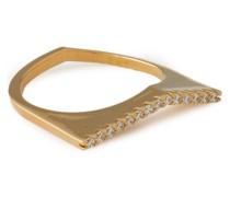 24 Kt. Vereter Ring mit Siamite®
