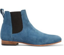 Troy suede ankle boots