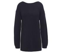 Ribbed Merino Wool Sweater