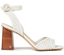 Danee Braided Leather Sandals