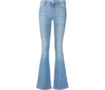 Mid-rise Bootcut Jeans Heller Denim