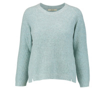 Burlington Knitted Sweater Himmelblau