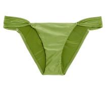 Low-rise Bikini Briefs Grasgrün