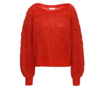 Pravi Cable-knit Sweater