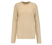 Saturia Knitted Sweater Beige