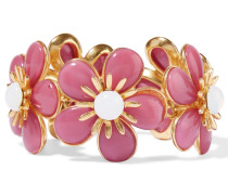 Gold-plated Resin Bracelet Altrosa