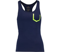 Essential racer-back stretch tank