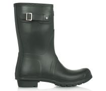 Short Wellington Boots Graugrün