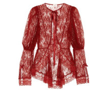 Marcia Leavers lace jacket