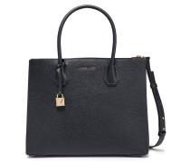 Mercer Textured-leather Shoulder Bag