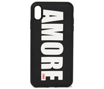 Amore Embossed Pvc Iphone Xs Max Case
