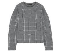 Mission Intarsia-knit Sweater