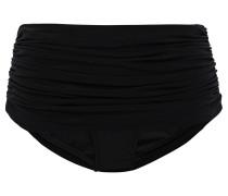 Layered Ruched Bikini Briefs