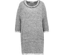 Birnie Bouclé Mini Dress Schwarz