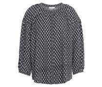 Hanan Printed Poplin Shirt