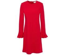 Kleid aus Jersey mit Rüschenbesatz