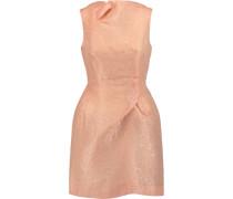 Zonda Layered Organza Mini Dress Puder