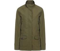 Field Jacket aus Baumwolle