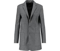Roma Wool-blend Blazer Anthrazit