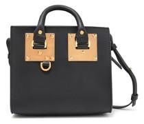 Albion Box Leather Shoulder Bag