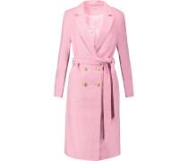 Wool-blend Coat Babypink