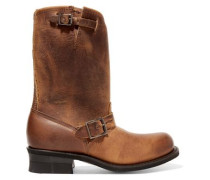 Engineer 12R buckled leather boots
