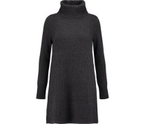 Andros wool and cashmere-blend turtleneck dress