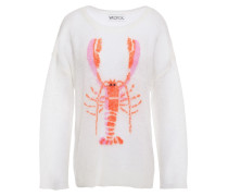 Rock Lobster Intarsia-knit Sweater