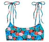 Bella Bikini-oberteil mit Floralem Print