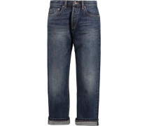 Annie cropped boyfriend jeans