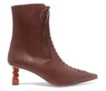 Simone Ankle Boots aus Leder