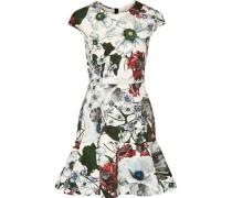 Darlina floral-print neoprene mini dress