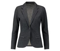 Slub Cotton And Cashmere-blend Blazer Anthrazit