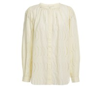Janah Broderie Anglaise Cotton Top