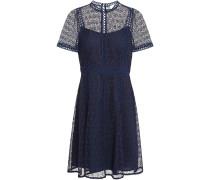 Leavers Lace Mini Dress
