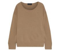 Woman Jolene Cashmere Sweater Light Brown