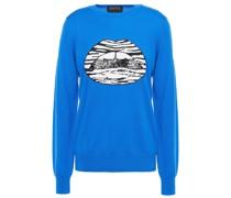 Mia Sequin-embellished Merino Wool Sweater
