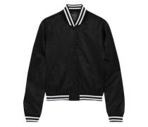 Shrunken Roadie satin jacket